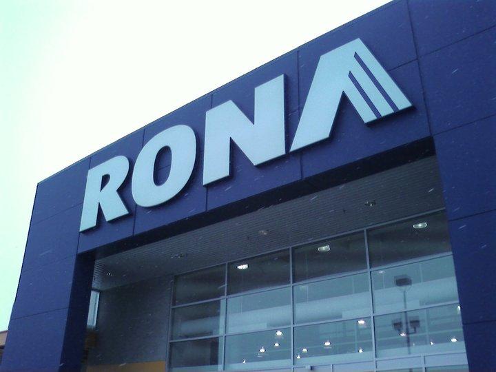 Rona LEntrepôt Quartier Dix 30, Brossard QC  Ourb