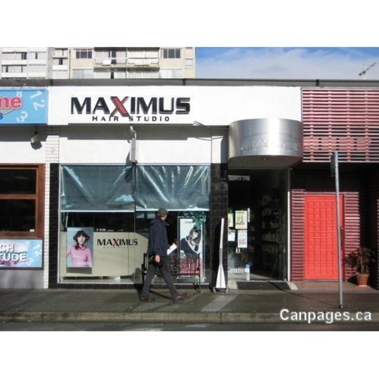 Maximus hair salon vancouver bc ourbis for 4 star salon services