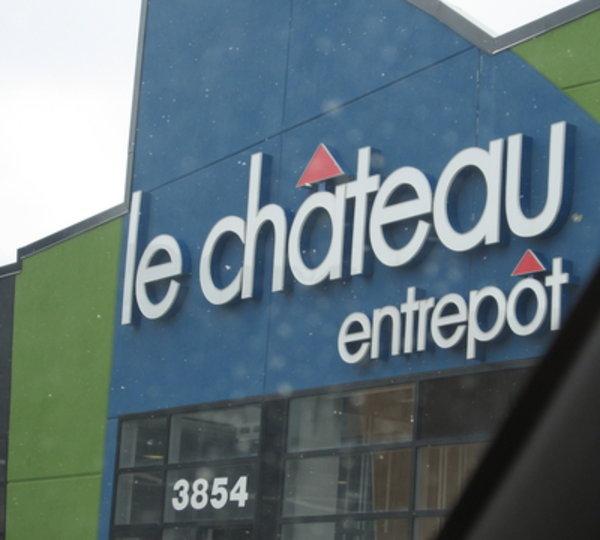 Ch teau l 39 entrep t greenfield park qc ourbis for Entrepot du meuble quebec