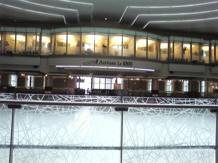 Atrium le 1000 de la gaucheti re bureau 610 montr al qc for Bureau quebec montreal